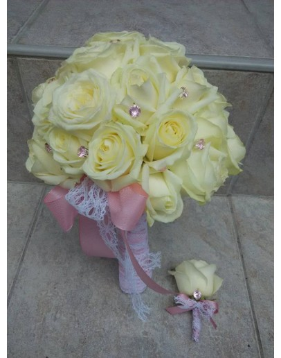 Vjenčani buket 14